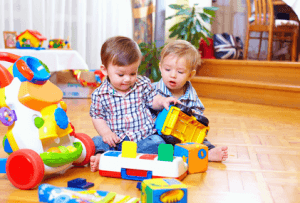 Les indemnités d'entretien servent à payer les jouets