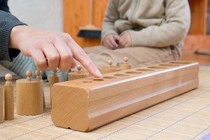 La pedagogie Montessori chez les assmats