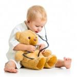 Trousse de secours d'une assistante maternelle